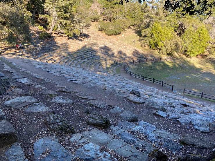 Mount Tamalpais amphitheater